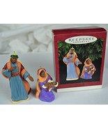 Hallmark Keepsake Ornament Heaven's Gift Set of 2 Ornaments # QX6057 - $27.71