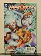 Larfleeze #2 September 2013 - $3.10