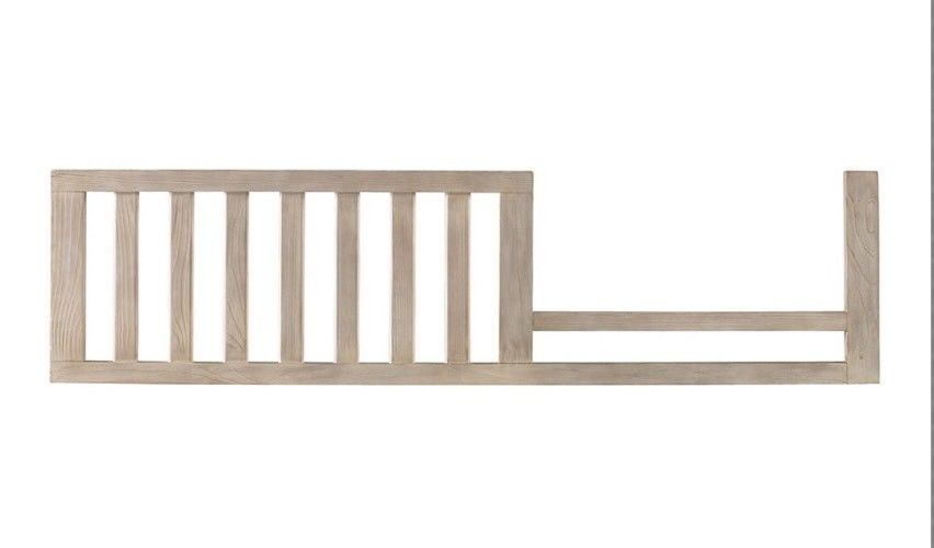Primary image for Cosi Bella Luciano Convertible Toddler Guardrail White Washed Pine #15223246-036