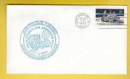 3rd MOON EVA APOLLO XVII CAPE CANAVERAL DECEMBER 18, 1972  - $1.98