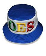 Order of the Eastern Star Bucket Hat  Masonic Bucket Hat - $19.60