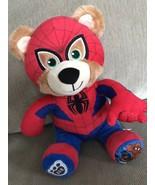 "Build-A-Bear Marvel Avengers Spider-Man Mini 10"" Small Plush NWOT - $33.87"