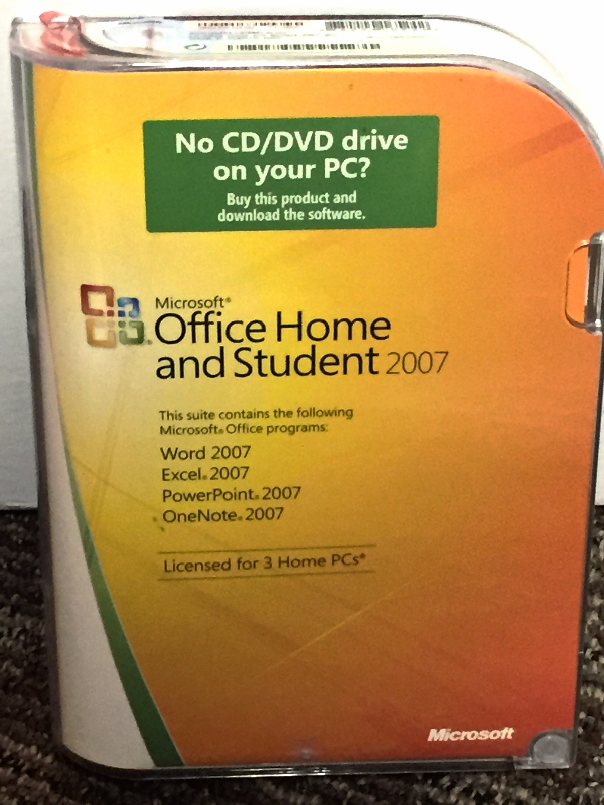 microsoft office home and student 2007 office business. Black Bedroom Furniture Sets. Home Design Ideas