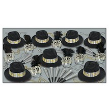 Beistle 86195-50 Platinum Gold Assorted For 50 - $155.34