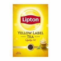 Lipton Yellow Label Tea, 250 gm powder - $20.99