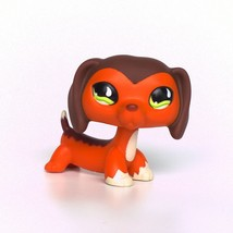 Littlest Pet Shop dog toys Savannah Savvy sausage puppy - $6.99