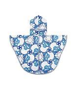Naforye Toddler Rain Poncho (Pacific Waves) - $16.95