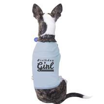 Birthday Girl Pets Sky Blue Shirt - $14.99