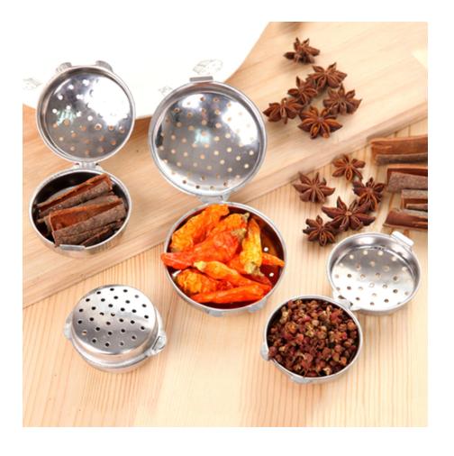 Stainless Steel Ball Tea Infuser Mesh Filter Strainer Loose Tea - $3.79 - $5.08