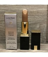 LANCOME ROUGE ABSOLU CREME LIPSTICK IN EMBRACE FULL SIZE NEW FAST SHIP - $19.85