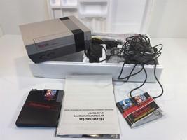 Nintendo Entertainment System NES Original Console NES-001 - $119.99