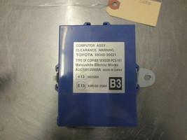 GSR816 Parking Assist Module 2006 Lexus GS300 3.0 8934030031 - $44.00