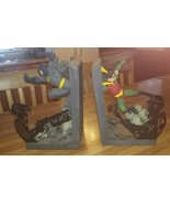 1997 DC Direct Batman and Robin Bookends - $150.00