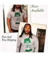 Men's Gray Tshirt Pot/Tobacco Cannabis Smoker Holiday Gift Sale Free Shi... - $19.79