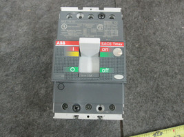 ABB SACE T1N100 CIRCUIT BREAKER 3 POLE 15 AMP NEW - $168.29
