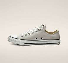 CONVERSE Chuck Taylor All Star OX Unisex Shoes Mouse Gray Mens 8 Womens 10 - $51.43