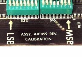 AVTRON A10459 CALIBRATION BOARD MACH C12213 image 2