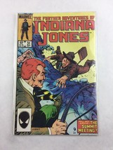 The Further Adventures of Indiana Jones Sept 31 Marvel Comic Book - $7.43