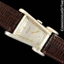 1951 LECOULTRE Vintage Rare Mens Grasshopper 10K Gold Filled Watch - THE... - $1,171.10