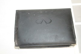 2004 INFINITI G35 COUPE OPERATORS OWNERS MANUAL BOOK WITH CASE J9469 - $63.70