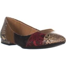 Jessica Simpson Gabrieli Slip On Ballet Flats, Neutral Combo - $32.63+
