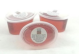 3 Pack of Cedar Scented Gel MeltsTM for candle warmers tart oil wax burners CLEA - $9.65