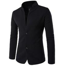 Size Chart New Euro-America High Street Bomber Jacket Men Autumn Tide Br... - $49.26
