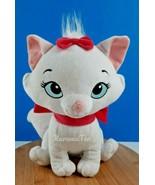 Disney Marie Mary Kitten Plush The Aristocats Stuffed Animal Dark Pink B... - $13.84