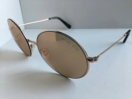 Michael Kors Gold Round Women's Sunglasses - $69.99