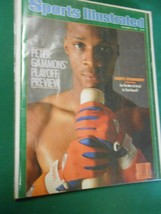 SPORTS ILLUSTRATED Oct.6,1986... DARRY STRAWBERRY..NY METS......FREE POS... - $9.49