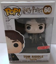NIB Funko Pop! #60 Tom Riddle Target Exclusive Harry Potter Vinyl Figure... - ₨3,237.17 INR