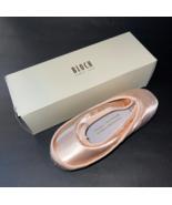 Bloch Suprima S0132L Pink Satin Pointe Shoes Size 3 D New Box - $29.99