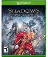 New! Shadows: Awakening Microsoft Xbox One XB1 Free Shipping RTS #$ - $53.45