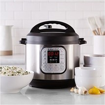 Instant Pot 6 Qt 7-in-1 Multi-Use Programmable Pressure Cooker Slow Cook... - $94.52