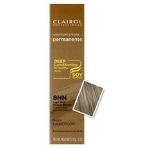 Clairol Premium Creme 8NN Light Rich Neutral Blonde 2oz - $8.76