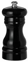 Fletchers' Mill Federal Pepper Mill, Black - 4 Inch, Adjustable 4-inch, - £23.09 GBP