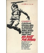 Combat: No Rest For Heroes - Paperback ( Ex Cond.) - $74.80