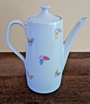 Schirnding Bavaria Coffee Pot Ceramic Vintage 1964-74 - $24.97