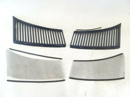 80 Mercedes R107 450SL grill set, for cowl air intake - $46.74