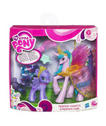 My Little Pony Canterlot Exclusive 2-Pack - Princess Celestia and Prince... - $119.90