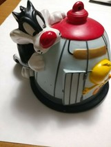 Warner Bros Sylvester and Tweety Coin Bank *read* - $13.00
