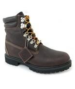 "Timberland Men's 6"" Premium 640 Below Waterproof Dark Brown Leather Boot... - $149.99"