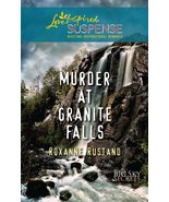 Murder at Granite Falls by Roxanne Rustand - Paperback - Very Good - $2.85