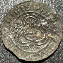 1612-1651 Germany Wolf Lauffer Nuremberg Jeton Counter Token Rare Coin - $21.78