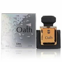 Ajmal Oath by Ajmal 3.4 oz 100 ml EDP Spray for Men New in Box - $50.30