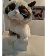 "Ganz HGC12973 Grumpy Cat 8"" Plush Stuffed Toy Realistic Feline Animal wi... - $17.75"