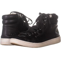 UGG Australia Olive Lace-Up Sneakers 394, Black, 9 US / 40 EU - $29.75