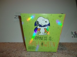 PEANUTS Halloween Candy Pail - $12.99