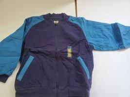 Vtg Vintage Gymboree Boy All Stall Reversible Jacket Coat Nwt 2001 L 5 y... - $49.48