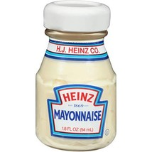 Heinz Mayonnaise 1.8 oz Packets, Pack of 60 - $43.79